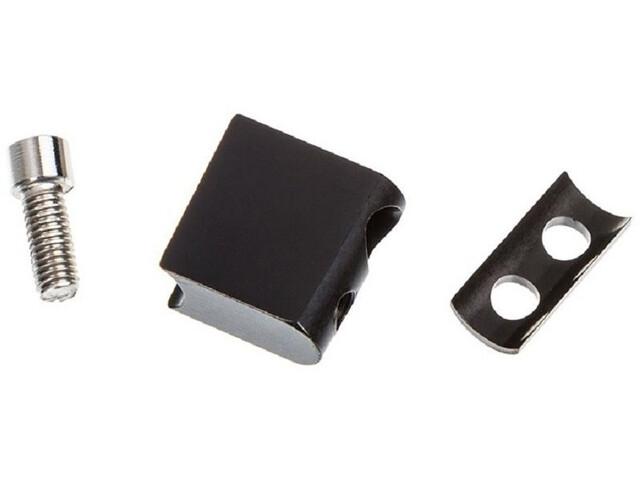Rotor QXL-Rings Adaptateur pour collier de selle, black